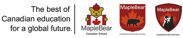 Maple Bear - The best of Canadian education for a global future.